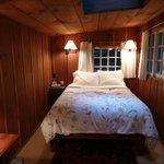 Inside Castro Cabin
