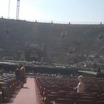 arena dentro