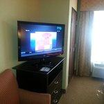 "Nice new 42"" HD TV"