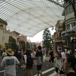 Ruas da Universal Studios
