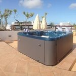 Day on the Private Jacuzzi Terrace was amazing!! definitely worth the extra €€!!