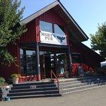 Exterior of Moby's Pub  |  124 Upper Ganges Road, British Columbia V8K 2S2, Canada