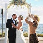 Pacific Terrace Wedding at Fairmont