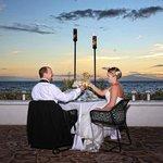 Pacific Terrace Wedding Dinner