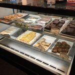 Sweets and salads to go