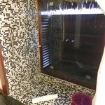 Fantastic shower and bathroom