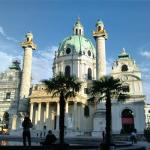 Photo of St. Charles's Church (Karlskirche) taken with TripAdvisor City Guides