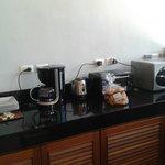 Zona de desayuno