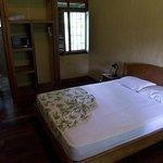 Habitaciones sencillas pero comodas