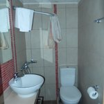 Small bathroom!
