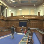 Stormont: Assembly Chamber