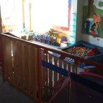 Kinderspeelruimte/crèche