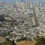 SF view from Twin Peaks