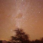 Ceu do Atacama durante Star Tour