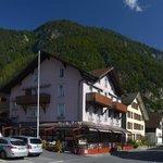 Hotel Roessli on Hauptstrasse