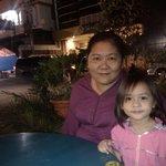 dinner time Turret cafe bukit tinggi sumatra