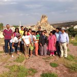 Cappadocia tour with a wonderful guide Ms. Gonul