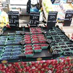 Fotos do mercado