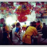 yummy dim sum with colorful experience