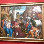 Adoration of the Kings by Bassano