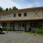 Fotografie: Mary's Mckinley View Lodge