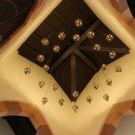 Islamic museum lobby