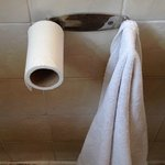 No holder for the toilet roll? No towel hook near the sink? No problem!