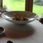 cuisses de grenouilles et graines de coriandre