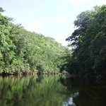 Canoeing Macal River