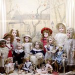 19th c German Dolls