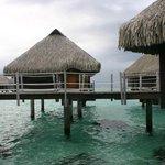 Overwater Bungelows
