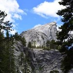 Half dome yosemite, awesome!