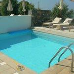 own pool