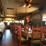 Dining Area at Carlos