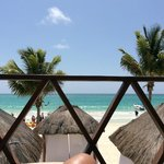 View from Sundeck of Presidential Cabana