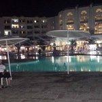 visto notturna dell hotel