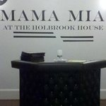 Mama Mia at The Holbrook House