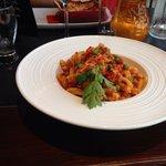 Torticolis (tomates et huile d 'olive)