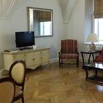 Suite interior view