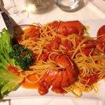 Ottimi spaghetti all'astice