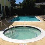 Coin détente piscine et spa