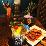 The perfect Mai Tai -- and Happy Hour!