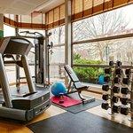 Scandic MLndal ,Gym