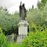 Statua di S. Chiara