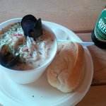 Amazing Chowder Hut Chowder!!