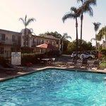 Joli coin piscine