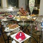 Amazing dessert room!!