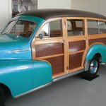 Woody Wagon
