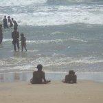 Famílias na Praia do Futuro  |   Fortaleza, CE