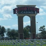 Boomtown Casino 5 miles from hotel.